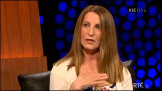 Lorna Byrne Interview on The Late Late Show  23/05/2014
