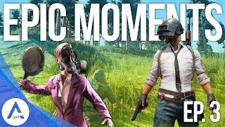 PUBG Xbox: Epic Moments EP. 3 (Funny, Fails, Plays, Wins, WTF)