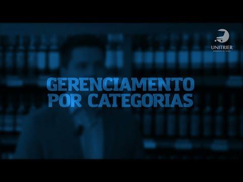 GERENCIAMENTO POR CATEGORIAS - UNITRIER