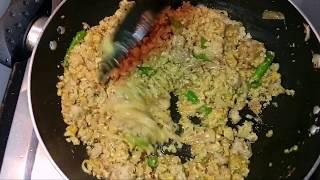Qeema mooli ka saag / Minced Mutton with Radish leaves / Quick Recipe