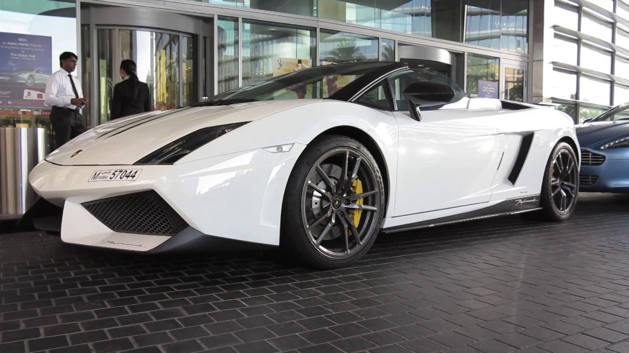 Lamborghini Gallardo Lp570 4 Spyder Performante Youtube