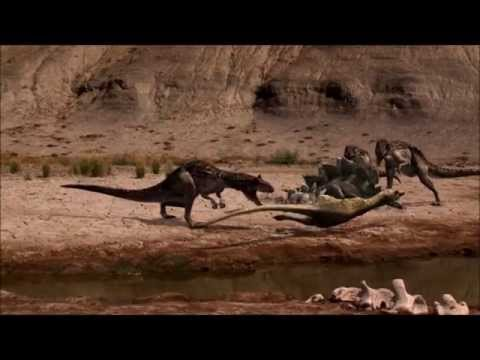 Allosaurus vs Yangchuanosaurus   Who would win in a fight?