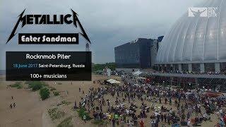 Metallica - Enter Sandman (RocknMob Saint-Petersburg) mass cover