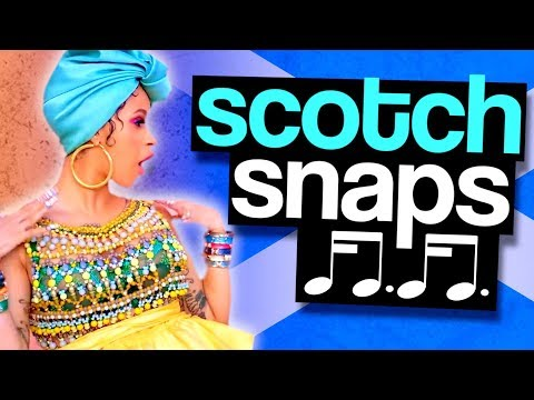 Scotch Snaps in Hip Hop