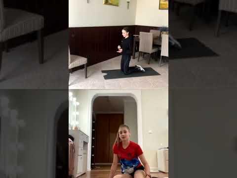 Anna Shcherbakova Alena Kostornaya Анна Щербакова Алена Косторная 22.05.2020