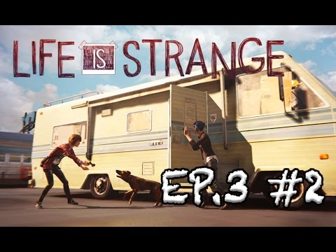 Rachel and Frank in Relationship?? Life is Strange Episode 3 Part 2