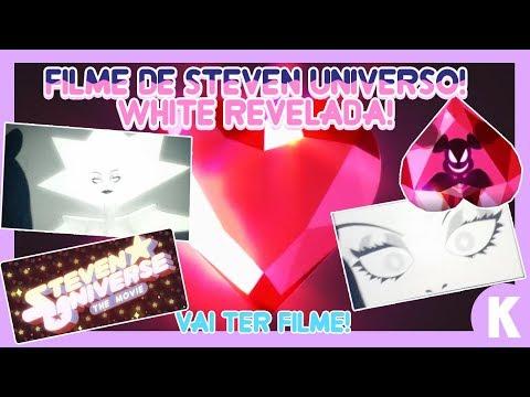 BOMBA! FILME DE STEVEN UNIVERSO E WHITE DIAMOND REVELADA - LEGS FROM HERE TO HOMEWORLD
