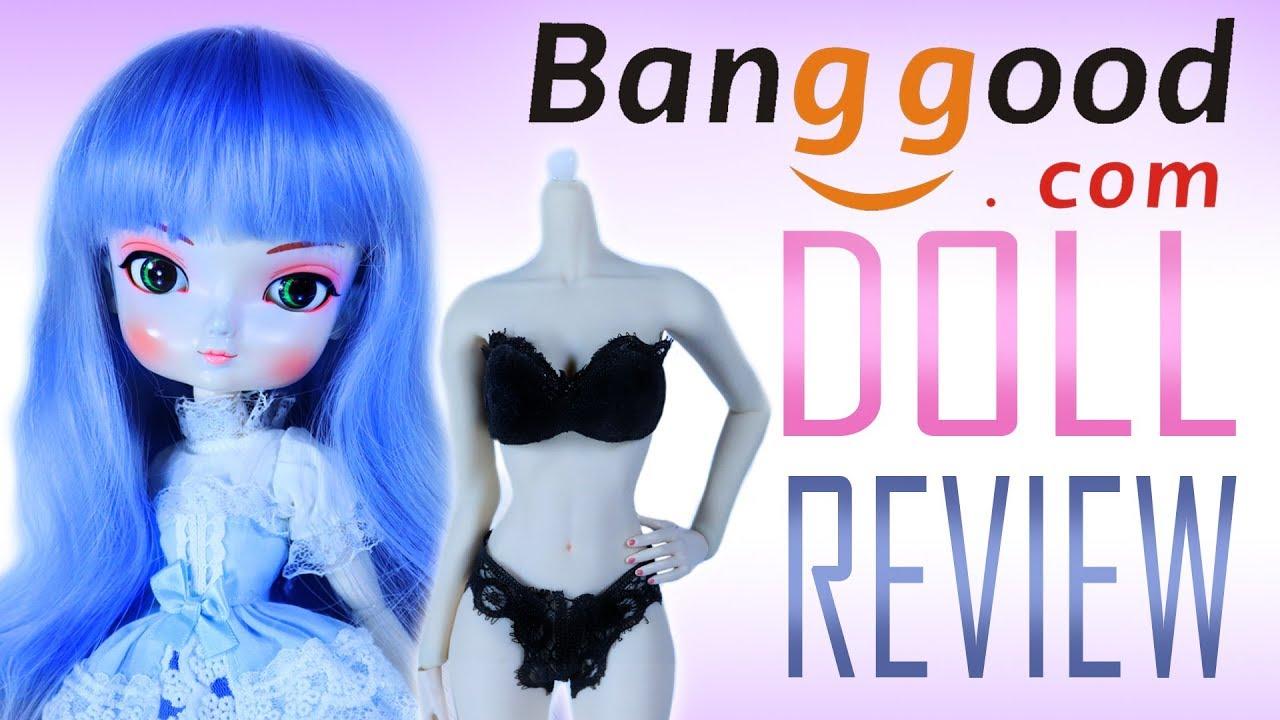 Seamless Doll and BBGIRL Doll [ BANGGOOD REVIEW ]