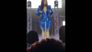 K.michelle - Not a little bit,miss you goodbye live Orlando FL, 4/9/16