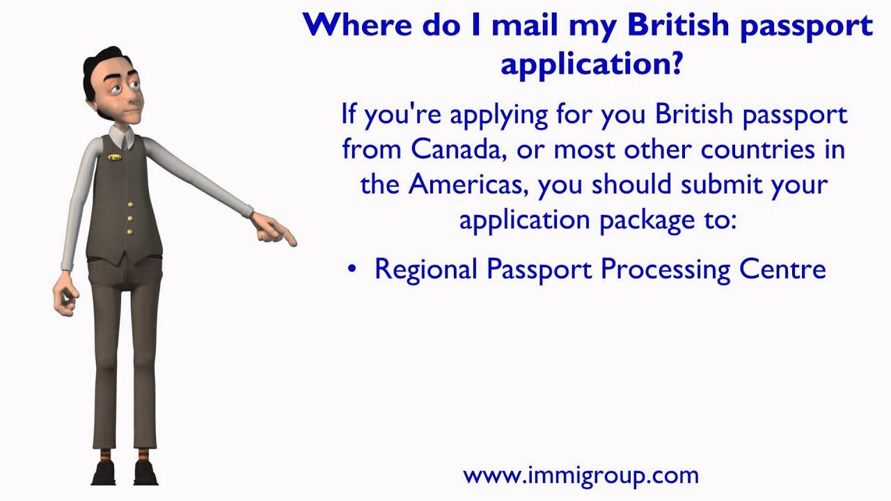 Where do i mail my british passport application youtube where do i mail my british passport application falaconquin