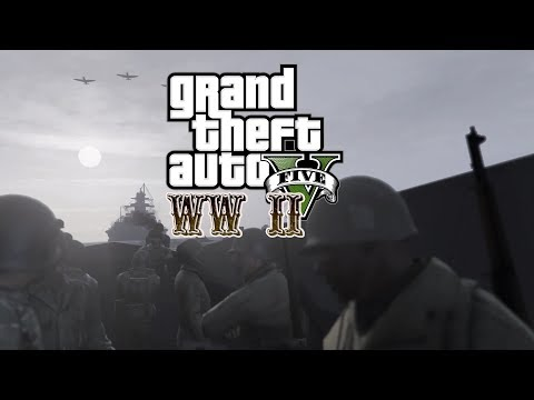 D Day In Another Universe【GTA5】