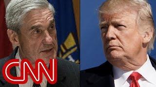 Fact-checking Trump's Mueller statements
