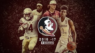 CBS Sports: FSU Best in College Athletics 2016 17 Season