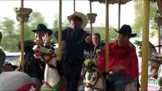 Hallelujah - Ian Senior - On the carousel