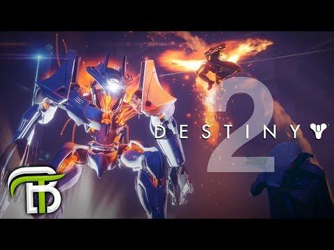 THE ENDING/FINAL BOSS | Destiny 2