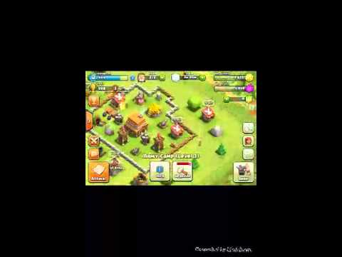 How to play kik and clash of clans