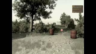 ArmA 2 - Operation Arrowhead - training - part 1 - gameplay