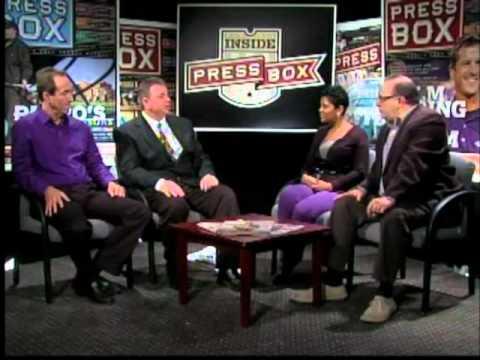 """Inside PressBox"" Jan. 8, 2012: NFL Playoff Predictions"
