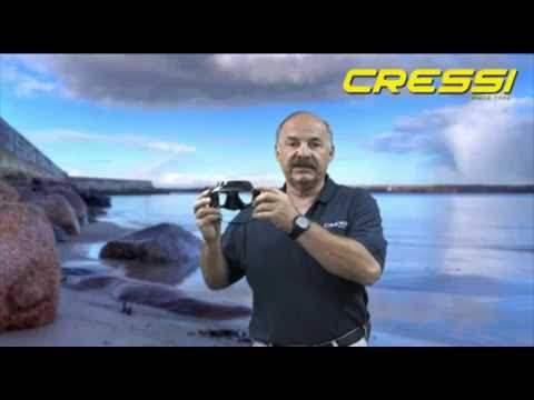 Spearfishing Mask Review: the Cressi Superocchio Mask