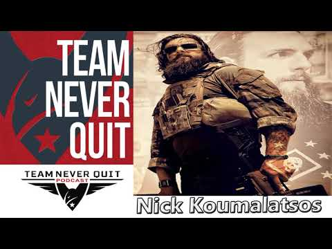 EP.# 77: Nick Koumalatsos – MARSOC – RECON- Raider Project F