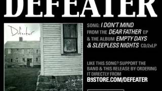 Defeater-I Don't Mind