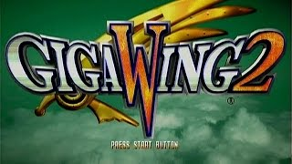 GIGA WING2 1COIN ALL 60fps