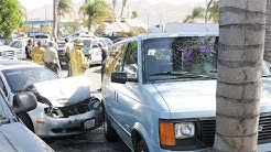 Real Parking Lot Car Accident Tips