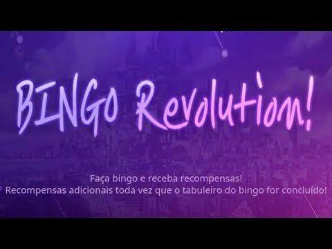 Lineage 2 Revolution: Bingo do Lineage !!! Evento da Web! Facilitando a UR - Omega Play