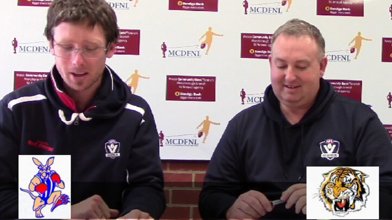 MCDFNL Footy Show Round 9 Preview