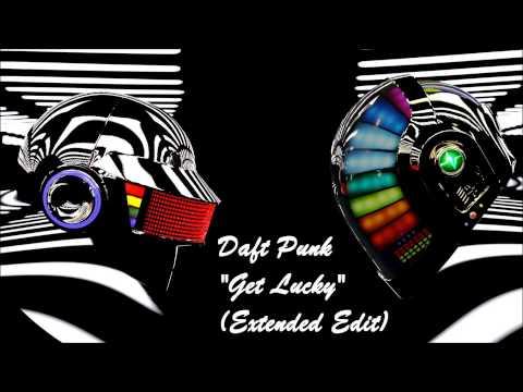 Get Lucky Extended Mix  Daft Punk feat Pharrell
