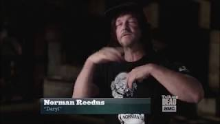 Talking Dead - Norman Reedus & Andrew Lincoln on Daryl & Rick's brotherly bond
