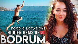 HIDDEN GEMS OF BODRUM TURKEY - Where To Go Turkish Travel Guide | Jay & Rengin