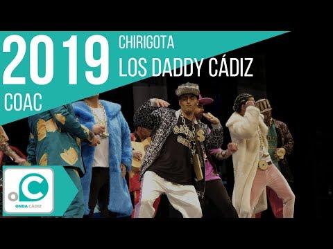 Chirigota, Daddy Cadi - Cuartos
