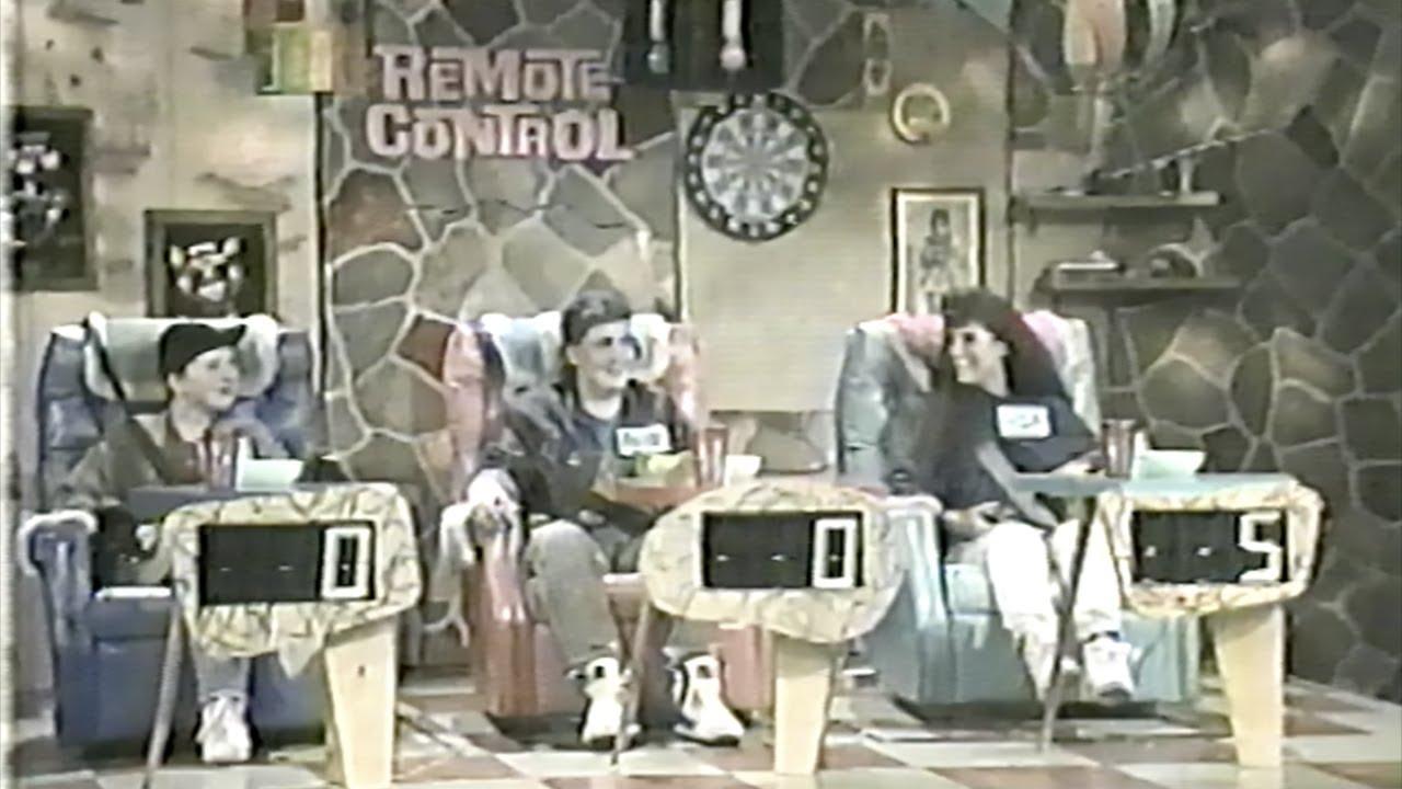 MTV Remote Control 1990 Season 5 ...