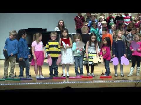 Roosevelt Kindergarten Christmas Program