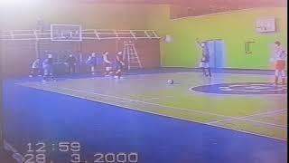 Вымпел Королев 1986 87на Международном детском турнире по мини футболу в Санкт Петербурге 2000г