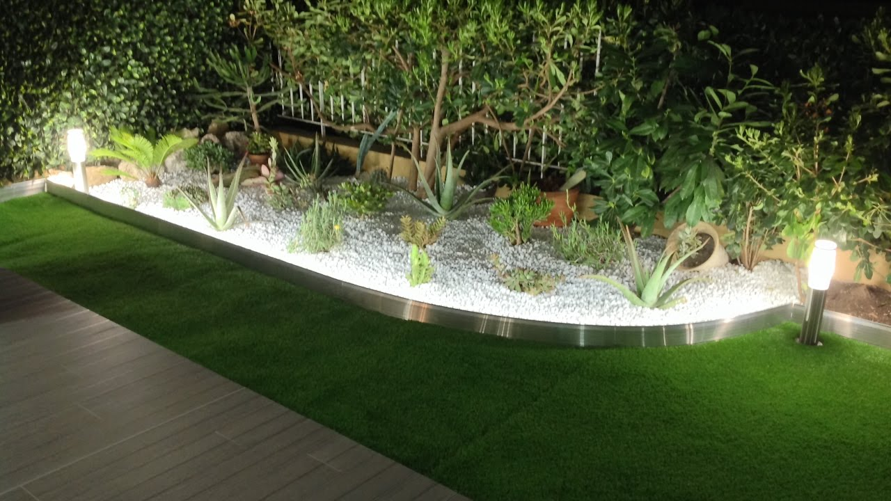 Beautiful Bordure Jardin Design Ideas Antoniogarcia Info  # Bordure De Jardin Tunisie