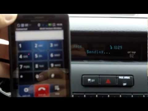 2011 Ford F150 Inside with SYNC