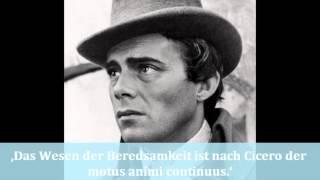 Dieter Hattrup liest Thomas Mann 'Der Tod in Venedig