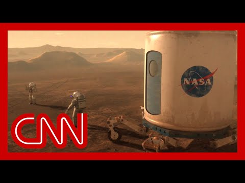 This Is What Life On Mars Could Be Like