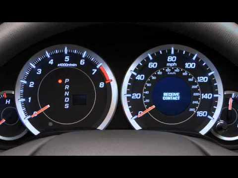 2010 - 2009 Acura TSX  BlueTooth Tutorial