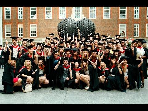 Middlesex University London - Graduation 2015
