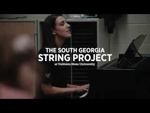 The South Georgia String Project | Valdosta State University