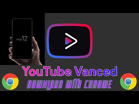 Youtube Vanced Download and Install MIUI 12 !!!!!!