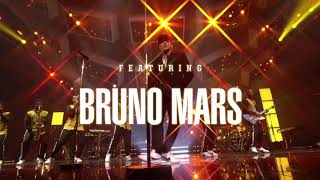 Bruno Mars 24K Magic World Tour in Hong Kong 2018