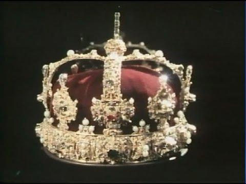 Crown Jewels - Royal place - Sweden -1975