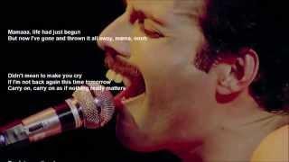 Queen - Bohemian Rhapsody (Subtitulado) Rock Montreal 1981
