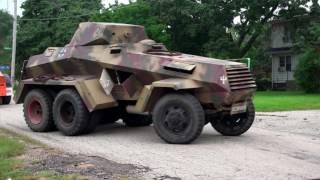 видео sd kfz 231
