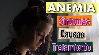 Anemia - Causas, Síntomas, Tratamiento y más