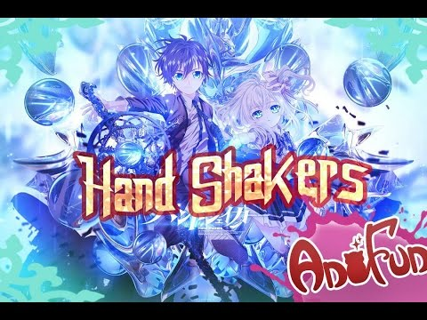 Обзор на аниме Hand Shakers (Держащиеся за руки)